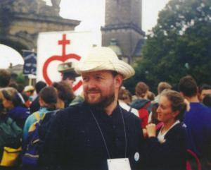 1991, I PP, ks. Andrzej Nowak, przew. duch. PP 1991-98, współzał. PP