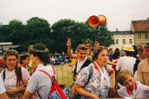 1991, I PP, przed wejściem
